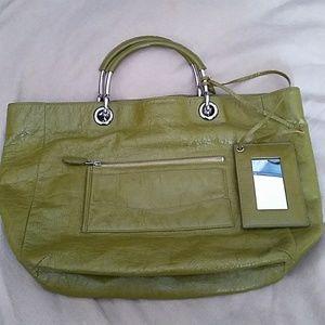 Authentic Balenciaga hand tote bag